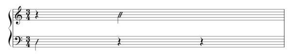 コード伴奏例題