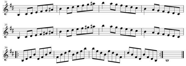 短調練習2-1