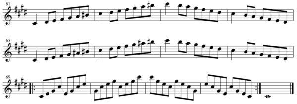 短調練習2-3