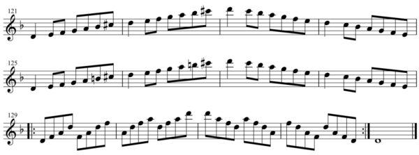 短調練習4-2