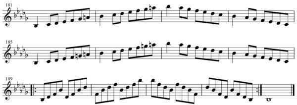 短調練習6-1